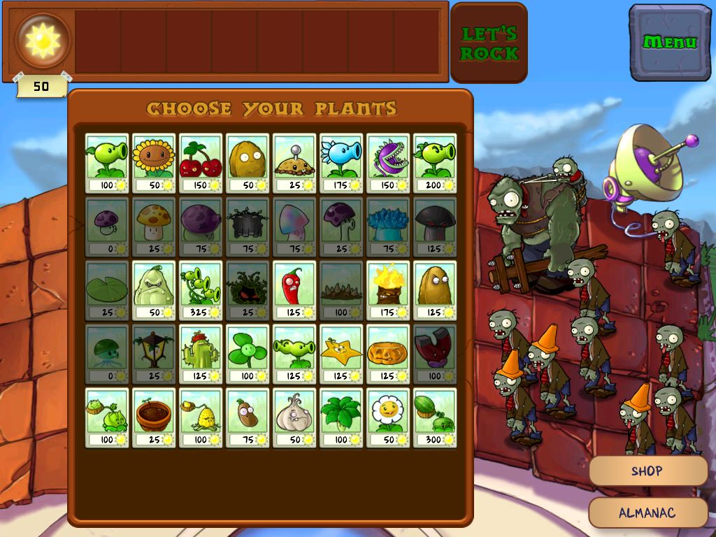 Plants vs Zombies HD | appSIZED
