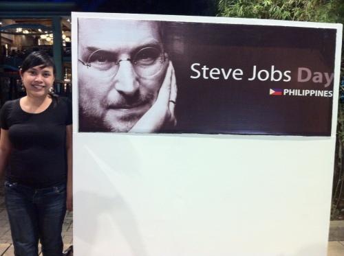 appSIZED at Steve jobs day Manila