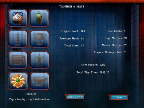 Dragon Portals HD appSIZED