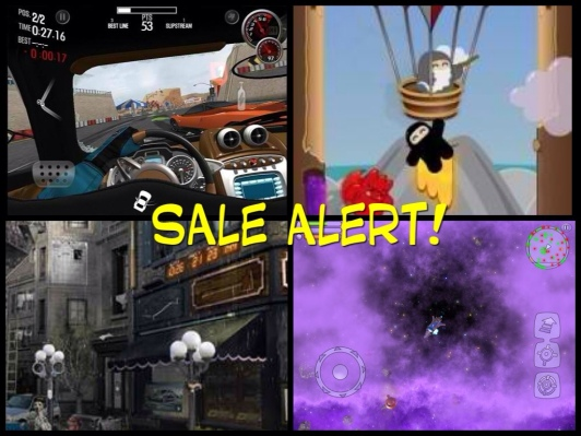 Shift unleashed 2 Ninjatown unlikely suspects space miner HD on sale