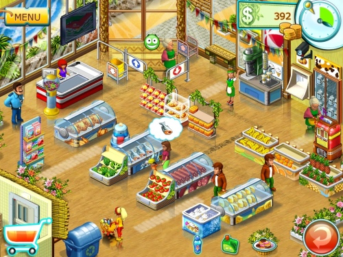 Supermarket Mania 2 HD on appSIZED