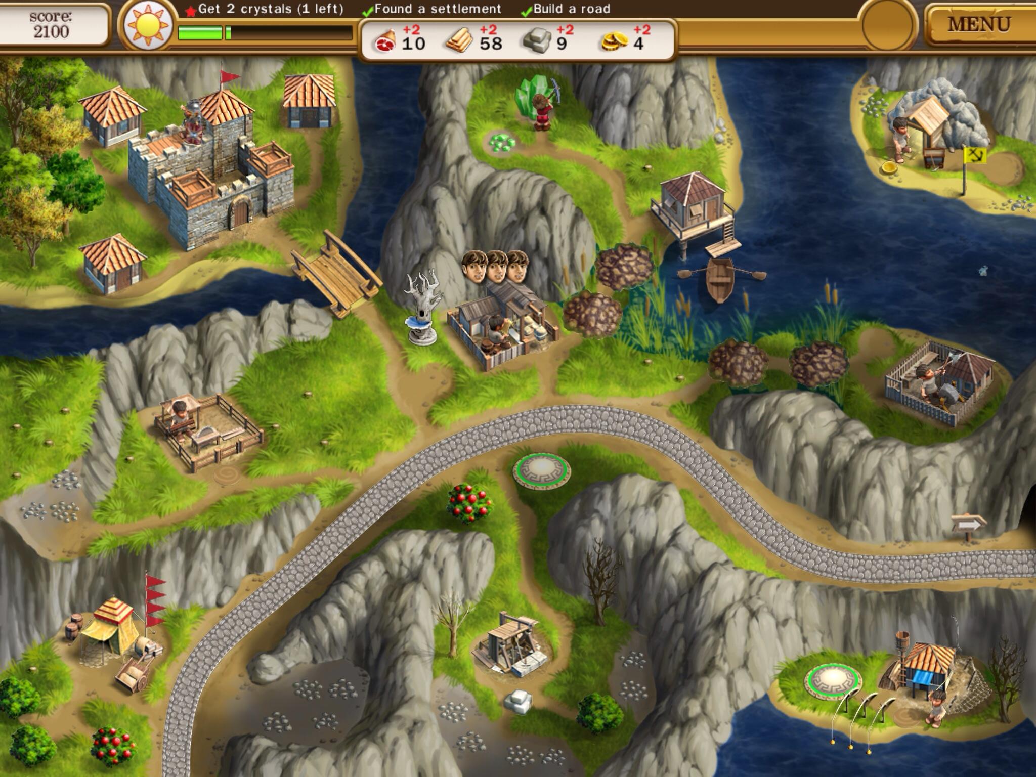 roads of rome 1
