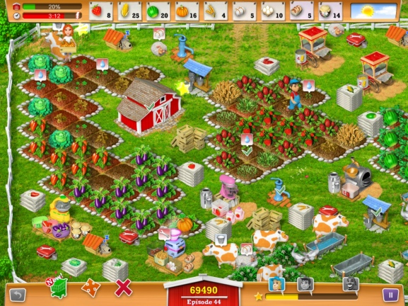 My Farm Life HD on appSIZED
