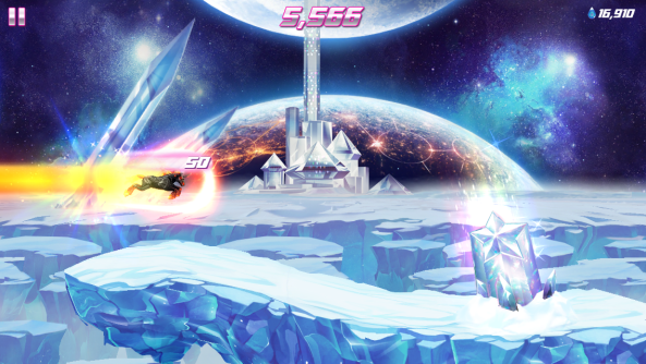 The Ice World
