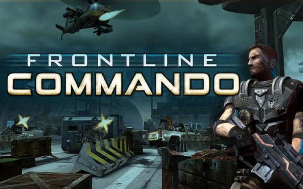 frontline+commando